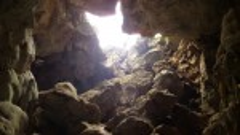 Visting first-class cave in Son La