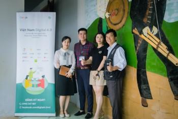 Học online tại nhà cùng Bệ phóng Việt Nam Digital 4.0